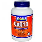 CoQ10 100mg  180 VCAPS By Now Foods