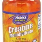 CREATINE MONOHYDRATE 1,200mg  150 TABS By Now Foods