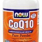 CoQ10 PURE POWDER   1 OZ By Now Foods