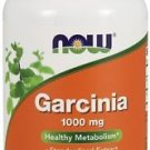 GARCINIA 1000MG   120 TABLETS By Now Foods