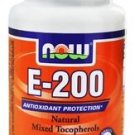 E-200 MIXED TOC  100 SGELS By Now Foods