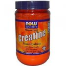 CREATINE MICRONIZED   500 G By Now Foods