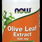 Olive Leaf Ext 500Mg  60 Vcaps NOW Foods