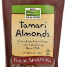 TAMARI ALMONDS  7 OZ By Now Foods
