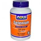 Selenium 200Mcg  180 Vcaps NOW Foods