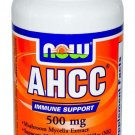 Ahcc(R)   500Mg   60 Vcaps NOW Foods