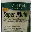 Vital Earth Minerals Super Multi Liquid Vitamins, 32 Fluid Ounce