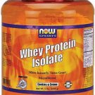 Whey Isolate Cookies 'N' Creme  5 Lbs NOW Foods