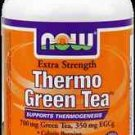 Thermo Green Tea  90 Vcaps NOW Foods
