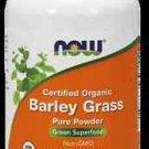 Barley Grass Powder Org  6 Oz NOW Foods