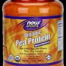 Organic Pea Protein  1.5 Lbs NOW Foods