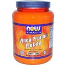 Whey Isolate Cookies 'N' Creme  1.8 Lbs NOW Foods