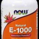 E-1000 Mixed Toc  100 Sgels NOW Foods