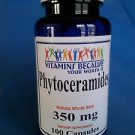 Phytoceramides Anti Aging Wrinkle Control Seen On TV - Whole Herb 100 Capsules