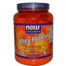 Premium Whey Protein Vanilla  2 Lb NOW Foods