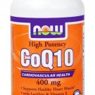 Coq10 30Mg  120 Vcaps NOW Foods