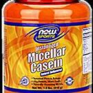 Micellar Casein (Unflavored)  1.8 Lbs NOW Foods
