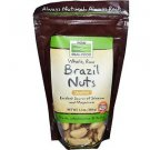 BRAZIL NUTS, RAW  12OZ By Now Foods