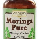 Only Natural - Moringa Pure 1000 mg. - 90 Vegetarian Capsule