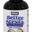 BETTER STEVIA COCONUT LIQUID 2 OZ By Now Foods