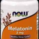 Melatonin 3Mg  90 Loz NOW Foods