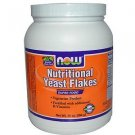 Nutritional Yeast Flakes  10 Oz NOW Foods