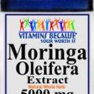 Moringa Oleifera Extract 5000mg -180 capsule  Herb  Anti - Aging + More Benefits