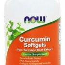 NOW Foods Curcumin Free Radical Scavenger  - 120 Softgels
