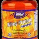 Whey Protein Vanilla  2 Lb NOW Foods