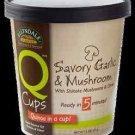 Q Cups™ Savory Garlic & Mushroom