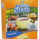 BETTER STEVIA PACKETS 45/BOX By Now Foods
