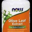 Olive Leaf Ext 18%  50 Vcaps NOW Foods