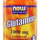 L-GLUTAMINE 240 Caps 1000 mg by Now Foods