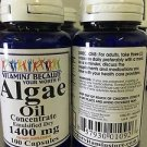 ALGAE OIL 1400mg CONCENTRATE EMULSIFIED DRY 100 CAPSULES