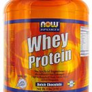 Whey Protein Chocolate  6 Lb NOW Foods