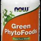 Green Phytofoods Powder  10 Oz NOW Foods