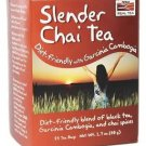 SLENDER CHAI TEA 24 BAGS By Now Foods
