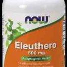 Eleuthero 500Mg  100 Caps NOW Foods