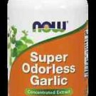 Super Odorless Garlic 5000Mg  90 Caps NOW Foods