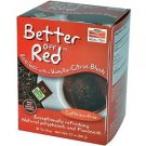 Better Off Red Tea Bags 24 Bags NOW Foods