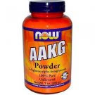 Aakg Pure Powder  7 Oz NOW Foods