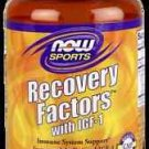 Recovery Factors With Igf-1  90 Vcaps NOW Foods