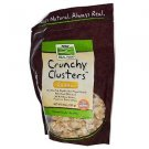 CRUNCHY CLUSTERS CASHEWS 9 OZ By Now Foods
