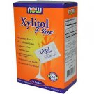 XYLITOL PLUS PACKETS   75/BOX By Now Foods