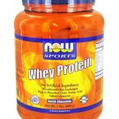 Whey Protein Chocolate  2 Lb NOW Foods