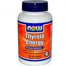 Thyroid Energy   90 Vcaps NOW Foods
