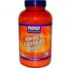 Amino-9 Essentials Powder  330 Grams NOW Foods