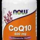 Coq10 400Mg   30 Sgels NOW Foods