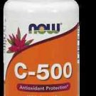 C-500 Rh  100 Tabs NOW Foods