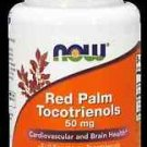 Red Palm Tocotrienols  50 Mg  60 Sgels NOW Foods